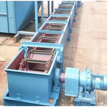 熟料型埋刮板输送机皮带机规格型号化工用输送机图片