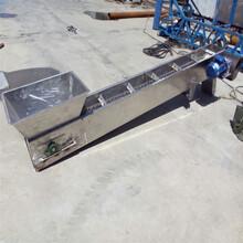 MS埋刮板输送机价格重型板链刮板输送机图片