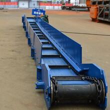 铁矿粉刮板输送机1米皮带机型号规格输送机图片
