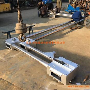 定做管鏈輸送機,不銹鋼管鏈輸送機價格y1