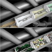 159管径管链机垂直管链输送机LJY1图片