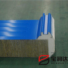 河南宝润达岩棉复合板生产一站服务