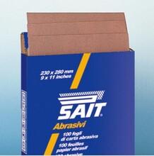 知名品牌砂纸SAIT砂纸,抗堵性能好柔软耐用