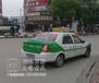 荆州出租车的士广告