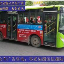 黄石鄂州公汽公交车广告