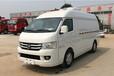 市内送货福田G7面包车130马力发动机