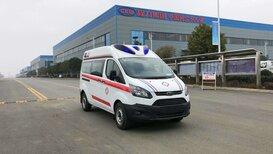 湖南新款救护车,监护型救护车图片1