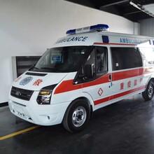 佛山救护车,监护型救护车图片