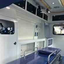 青岛生产救护车风险控制图片
