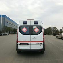 海南新款救护车报价,转运型救护车图片