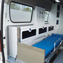 急救车伤残转运车,陕西制造救护车图片