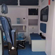 急救车伤残转运车,湖南救护车销售图片