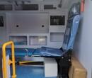 福建新款救护车安全可靠,转运型救护车图片