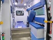 湖南新款救护车,监护型救护车图片3