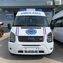 常德新款救护车市场报价,伤残转运车图片