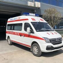 海南供应救护车优质服务图片