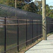 厂家直销体育场围网绿化带护栏,基坑护栏,道路护栏