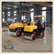 济南小型压路机1吨小型压路机买三人行机械