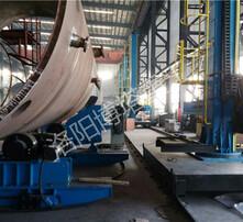 風電自動焊接中心,自動焊接機器人圖片