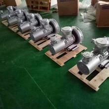 苏州订制变频防爆防腐中置耐高温高压风机漩涡气泵