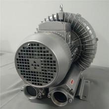 上海1.3KW工业漩涡气泵清洗设备烘干设备热风循环设备通风除尘设备