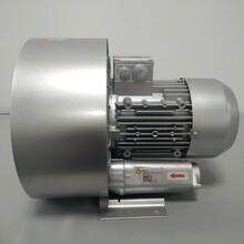 上海0.75KW漩涡气泵工业高压风机自动化设备机械加工设备专用工厂直销