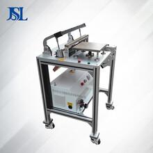 切角機/半自動氣動封切機小物品盒子切角機圖片