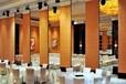 东营酒店餐厅活动隔断厂家的优势-亮科