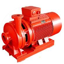 上海舜隆泵业供应XBD-HW型卧式单级切线消防泵