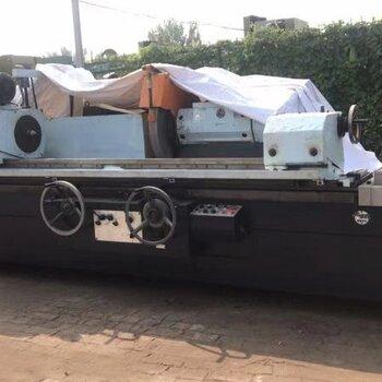 海日磨床出售上海外圆磨床MQ1350B×2000二手磨床