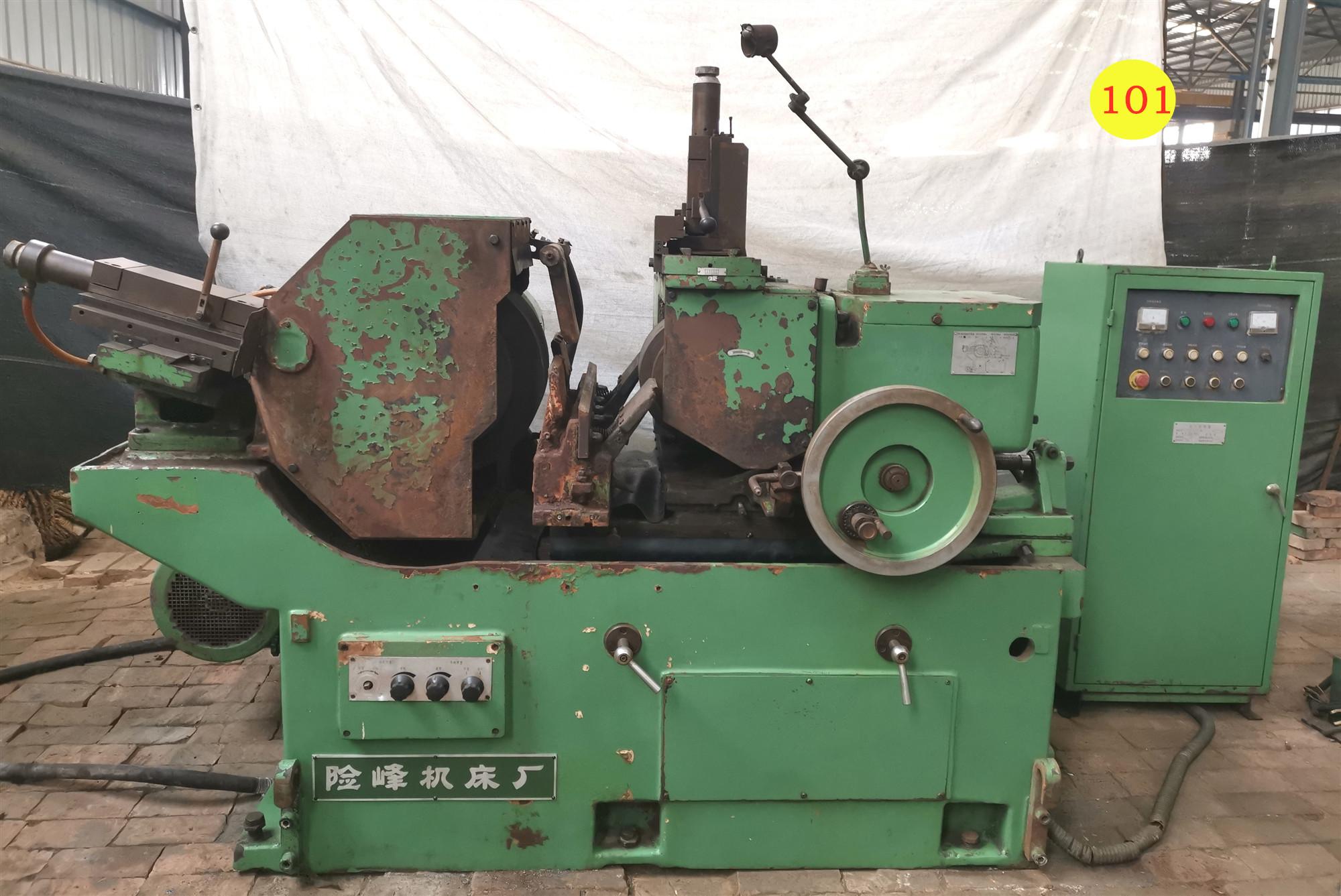 无心磨床送料机(推板式送料机)--玉环春起自动化设备厂
