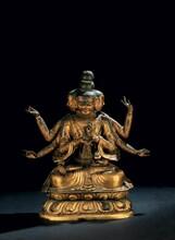 鎏金佛像,每个人的信仰