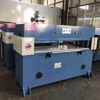 廠家供應珍珠棉大噸位裁斷機壓棉機吸塑自動沖床送料機