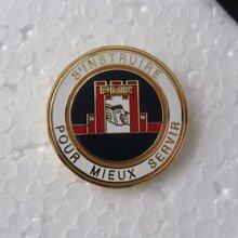 西安金属徽章定做国外军用胸牌订做陕西徽章厂图片