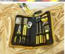 西安汽車保險禮品12件套工具組合套裝維修汽車工具禮品