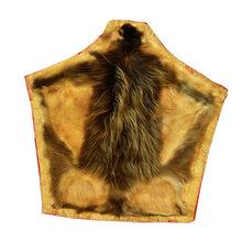 皇家緙絲——金絲猴緙絲靠墊圖片