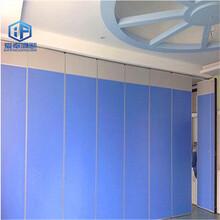 山东聊城Typ-85型折叠屏风隔断活动墙隔断室内移动隔断墙布硬包屏风厂家直销