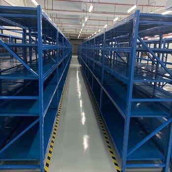 常用倉庫中型貨架生產廠家