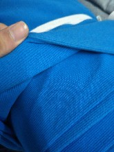 2x2罗拉针织螺罗纹氨纶罗纹袖口领口弹力罗库存批发