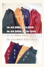 高版本哈吉斯羊毛衫,韩国生产,独家代理图片