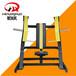 商用健身器材健身房俱乐部力量器械大黄蜂系列坐式上斜推胸训练器运动设施