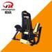 浙江商用健身器材健身房力量器械必确系列坐式伸腿训练器