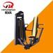 黑龙江商用健身器材健身房力量器械必确系列坐式推胸训练器