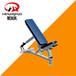 海南省海口商用健身器材健身房力量器械悍马系列可调式哑铃凳训练器