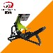 辽宁大连商用健身器材厂家健身房力量器械大黄蜂坐式蹬腿训练器
