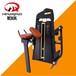黑龙江大庆商用健身器材厂家健身房力量器械必确系列后抬腿训练器