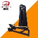四川德阳商用力量器械厂家供应商必确坐式低拉背训练器价格图片