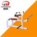 四川甘孜商用健身器材健身俱乐部器械必确坐式小腿训练器