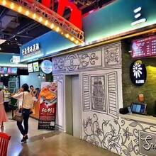 汉口火车站广场印刷包装城一楼美食广场旺铺招租