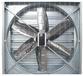 厂家直销定做通用通风降温设备负压风机重锤式不锈钢